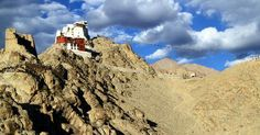 This fort cum monastery stands guard over the city of Leh and is a major landmark, visible from everywhere in the city. Built by King Tashi Namgyal, it sees elaborate Buddhist ceremonies in morning and evening. Take the trail leading to the monastery from Leh to witness the interesting rituals. It also houses a three-storey tall statue of Maitreya Buddha, its face made out of solid gold. Also a vantage point for photographers, its terrace gives a bird's eye view of the whole city.