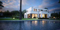 Bauhausarchitektur: Edition Style City 2000 - Terrasse