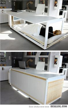 Pac u need this desk at your next job