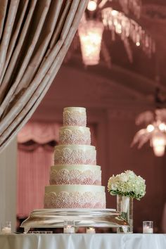 cake design , reminds me of lace