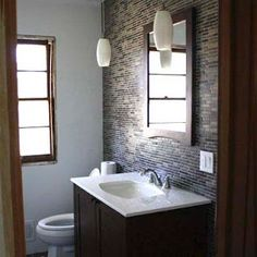 The Tile Shop: Design by Kirsty: Before and After Baths from This Old House