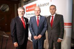 Santander destina 3.900 millones de crédito a las pymes valencianas dentro de su programa Santander Advance (08/05/14) http://bsan.es/1iqLV8R