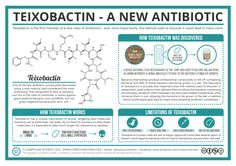 Teixobactin - The Newly Discovered Antibiotic