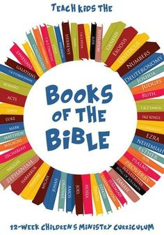 Books of the bible lesson for kids