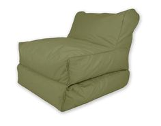 BeanBag Sofa Bed, Grey