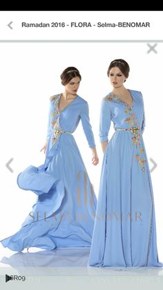 Ramadan and Eids 2016 Collection Arab Fashion, Indian Fashion, Wedding Dress Bustle, Fairy Clothes, Moroccan Caftan, Illustration Mode, Caftan Dress, Looks Chic, Couture Dresses