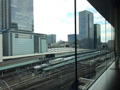 Seen from OAZO. Tokyo Station, Skyscraper, Multi Story Building, Explore, Skyscrapers, Exploring