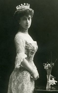 Queen Maud of Norway nee Princess of Great Britain