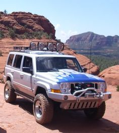 View topic - Lift Kits for the Jeep Commander Jeep Cherokee Xj, Jeep Xj, Jeep Cars, 2010 Jeep Commander, Jeep Camping, Jeep Liberty, Teardrop Trailer, Lift Kits, Jeep Stuff