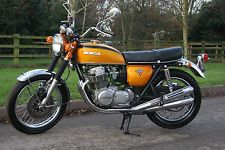 Honda CB750 CB 750 K1 1971 2 owners and ONE OF THE LAST K1s EVER MADE A MUST SEE