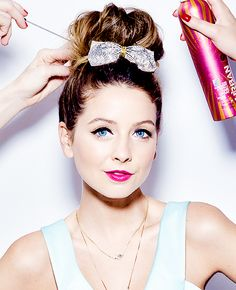 Zoe is so beautiful in this picture. And she is beautiful all the time. :)
