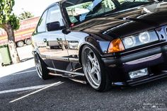 BMW e36 coupe on cult classic Oz AC Schnitzer Type 1