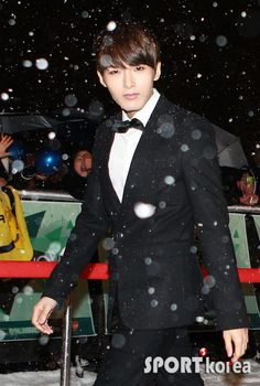 super junior at the korean music festival 2012 | Super Junior Ryeowook looks nice with Tux « SUPER JUNIOR Fan Club # ...