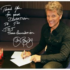 Please donate to the Jon Bon Jovi Soul Foundation people to help the poor. Great charity and I make regular donations #bonjovi #jonbonjovi #soulfoundation #jonbonjovisoulfoundation #jonbonjovisoulkitchen #bonjovifanforever #myhero #myfav #charity #idol