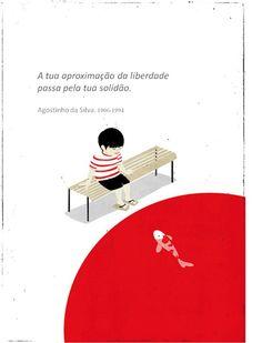 Solidão Agostinho da Silva www.casanaaldeia.com