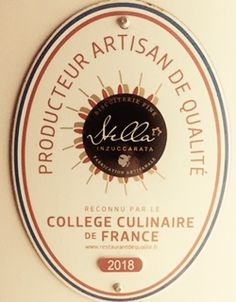 Le label producteur artisan de qualité pour stella inzuccarata biscuiterie fine