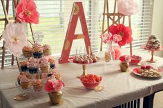Buggie and Jellybean: Buggie turns 6. {Pretty Garden Party}