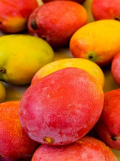 Mangos.from Puerto Rico