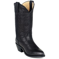 Durango Classic Wild Black ($135) ❤ liked on Polyvore featuring shoes, boots, black, cowgirl shoes, durango shoes, urban cowboy boots, cowgirl boots and kohl shoes