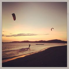 Cabo de Vela - kite surfing at the top of South America