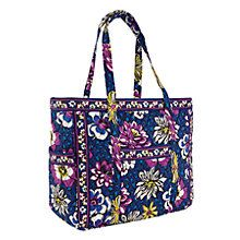 Get Carried Away Tote in Cheery Blossoms | Vera Bradley