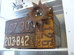 funky junk interiors | anything goes here: Funky Junk Interiors and anythinggoeshere.etsy