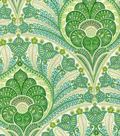 Upholstery Fabric-Tommy Bahama Outdoor TBO Crescent Beach Jungle