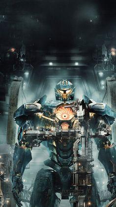 2018 movie, Pacific Rim Uprising, robots hub, 720x1280 wallpaper