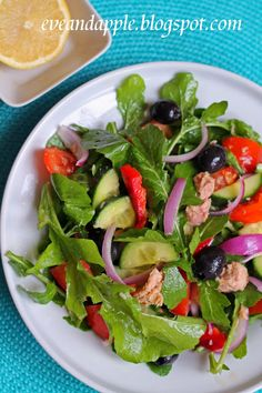Eve and Apple Caprese Salad, Apple, Smoothie, Easy, Foods, Lilac, Red Peppers, Food Food, Smoothies