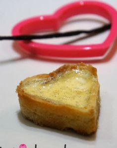 Dessert de Saint Valentin : tarte crème brulée