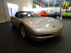 This stunning 2001 Chevrolet Corvette Convertible is flawless. The silver paint just pops on this car as if it was the day is came from the factory. This stunning car not only looks, sounds, drives and stops great but also comes with a clean Carfax. - This Stunning Corvette is ready for summer cruise. See more at: http://gatewayclassiccars.com/tampa/2001/chevrolet/corvette-S536.html#sthash.KTv3IyXu.dpuf