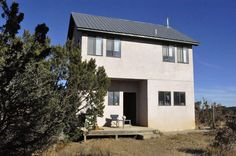 Private home on 4 acres in historic New Mexico #USA, the Land of Mystery, History, & Enchantment. Easy drive to Santa Fe & Albuquerque. Reliable transportation provided.