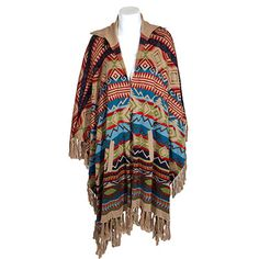 Tasha Polizzi Mountain Wolf Shawl at Maverick Western Wear