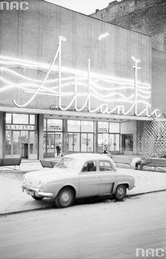 Kino Atlantic w 1961 r.