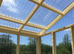 TUFTEX PolyCarb greenhouse example Although historical around notion, the pergola has become suffering from somewhat