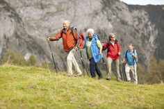 The benefits of Nordic walking for older adults | Bristol Nordic Walking