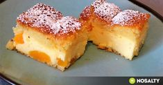 Hungarian Desserts, Hungarian Recipes, Sweets Cake, Cake Cookies, Panna Cotta, French Toast, Sandwiches, Cheesecake, Food And Drink