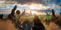 New trailer for Oz the Great and Powerful: http://di.sn/l63