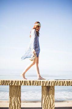 Summer walks.