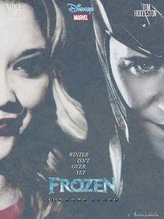 loki and elsa Frozen Let It Go, Jelsa, Loki, Movies And Tv Shows, Letting Go, Spiderman, Anna, Handsome, Ships