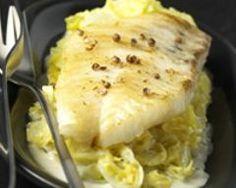 Cabillaud en papillote d'endives (facile, rapide) - Une recette CuisineAZ