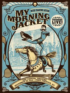 My Morning Jacket - Floating Action