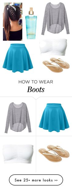 """""""princess boot camp arrivals- Tianna"""" by jwdancer589 on Polyvore featuring Monsoon and Victoria's Secret"""