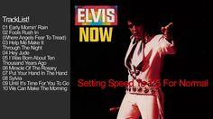 Elvis Now - Elvis Presley [Full Album 1972]