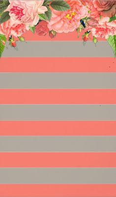 Salmon stripes