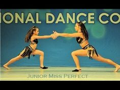 "Kylie and Kaycee Rice ""Jungle"" Studio 13, choreographed by Kristyn Abbadini"