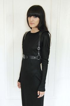 Zana Bayne Epaulet Harness