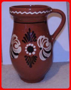 Mezőtúri kerámia Folk Art, Porcelain, Pottery, Ceramics, Mugs, Tableware, Glass, Crafts, Inspiration