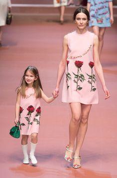 Dolce & Gabbana at Milan Fall 2015