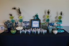 Easy Wedding Buffet Ideas | Xellina's blog: Wedding Details: Candy Buffet